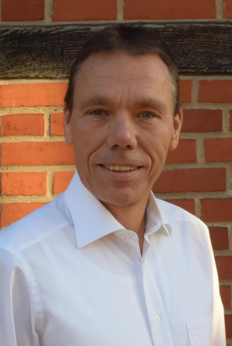 Ernst Wildhagenn 1. Vorsitzender Tierschutzverein Barsinghausen