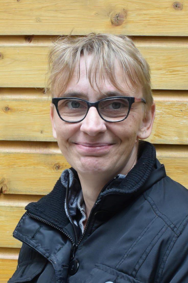 Melanie Drogmann, Mitarbeiterin im Tierschutzverein Barsinghausen