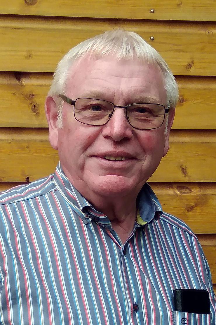 Heinz Oppermann, Beisitzer Tierschutzverein Barsinghausen