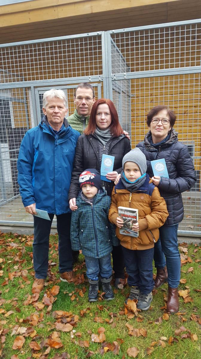 Mitglied im Tierschutzverein Barsinghausen